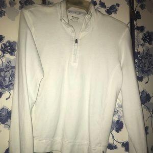 Columbia white sweatshirt medium